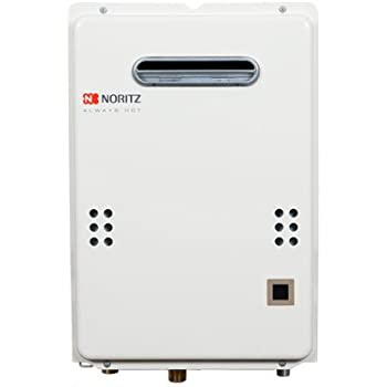 Noritz Nrc Od Ng Outdoor Condensing Tankless Water Heater   Gpm Natural Gas