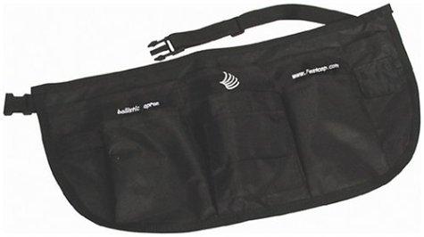 Ballistic Apron - FastCap BBELT Ballistic Belt Black Nylon Short Work Apron