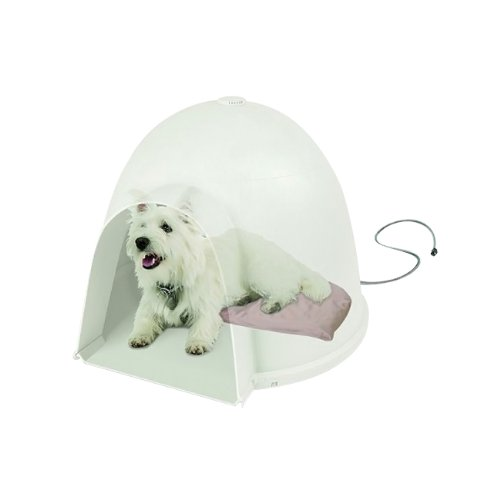 Igloo Style Soft Heated Bed - Small