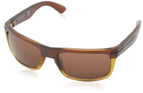 Kaenon Men's Burnet Polarized Rectangular Sunglasses, Whiskey, 38 - Burnet Kaenon Sunglasses Polarized