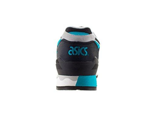 ASICS Gel-Respector Black / Atomic Blue cheap sale best prices discount classic clearance Manchester limited edition cheap online explore sale online EzVbyY