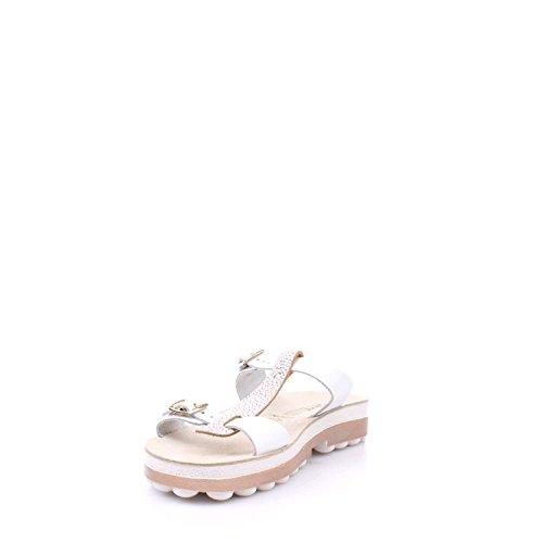MELLUSO - Sandalias de vestir para mujer Rosa/Oro