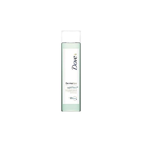 Dove DermaSpa Uplifted+ Satin Smooth Body Oil (150ml) (Pack of 6)