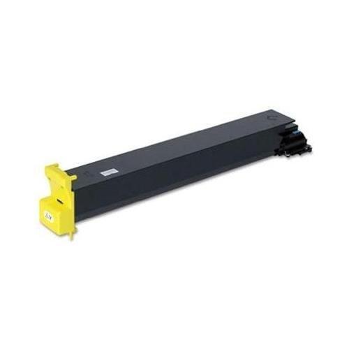 New Konica-Minolta 8938614 Magicolor 7450 Toner Yellow Toner Cartridge 12000 Page Yield 120v