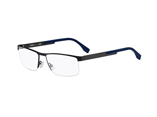 - Eyeglasses Boss Black Boss 734 0KCS Blue Carbon