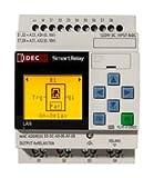IDEC FL1F-H12RCE SMART RELAY, 12/24V, 8 I/P, 4 RELAY O/P