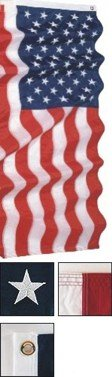 Valley Forge Flag USPN-1 3X5 Nylon Flag, 3