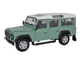 Cararama Land Rover Defender 110 Diecast Model Car
