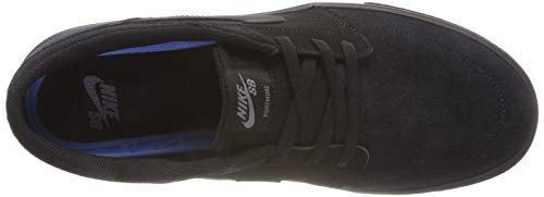 Shoes 5 Skateboarding 11 Sb Portmore Men UK 005 Solar 's Ii NIKE Black qR0YPwv