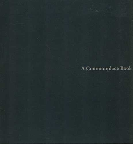 Commonplace Book Honoring the Literary Lions, 1981-1990 ()