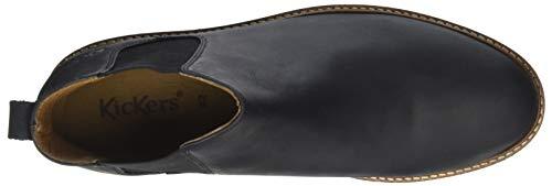 81 Classic Boots Boots Oxfordchic Men's Kickers Nero Altro Black nqgpw8EU
