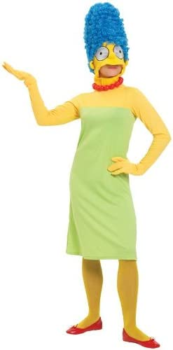 Carnaval para disfraz de mujer Marge Simpson para Comic Sigmund ...
