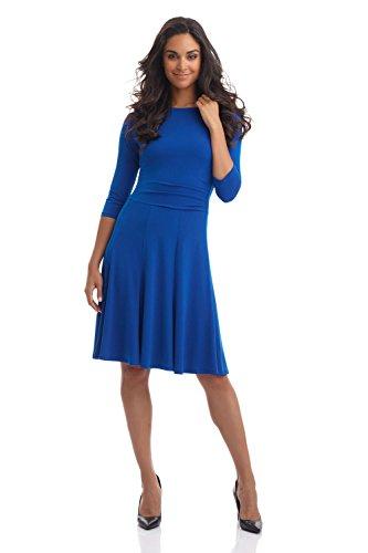 92 polyester 8 spandex dress - 5