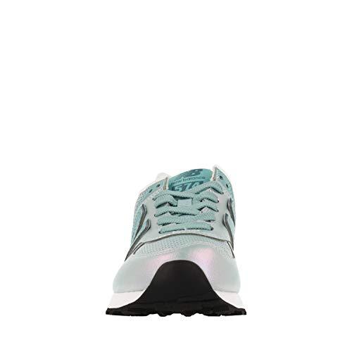 Turquoise New Balance Femme 574v2 Baskets 0w7qax1