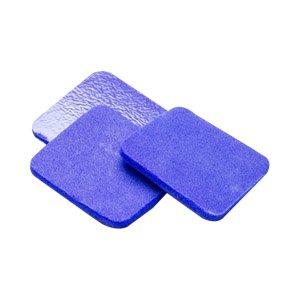 Blue Dressing Hydrofera Wound (Hydrofera Blue Ready Foam Dressing, 2.5