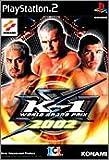 K-1 WORLD GRAND PRIX 2002 [PS2]