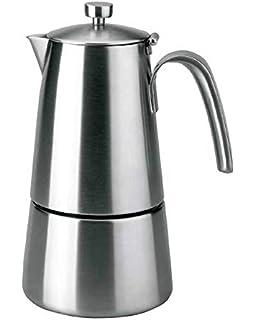 IBILI 620310 - Cafetera Express Essential INOX 10 Tazas ...