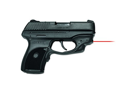 Crimson Trace LG-412 Laserguard Red Laser Sight for Ruger LC9, LC9s, LC9 Pro, and LC380 Pistols