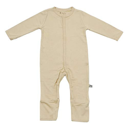 KYTE BABY Rompers - Baby Footless Coveralls Made of