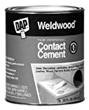 Adhesive Contact 1Gal Weldwood-2pack