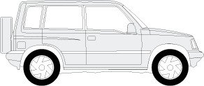 Amazon.es: Horizontal Desmontable Embrague para Suzuki Grand Vitara Modà š los 1998 - 2005