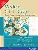 Modern C++ Design: Generic Programming and Design Patterns Applied, 1e