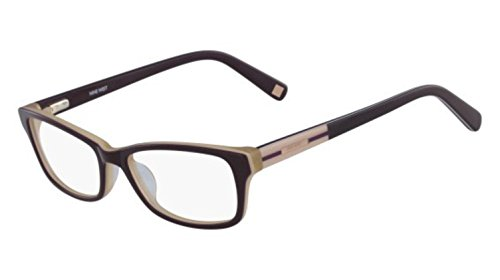 Eyeglasses NINE WEST NW 5134 506 PLUM LAMINATE