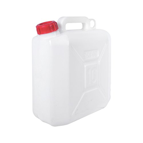 Eindhoven 10L 15L 20L Litre Water Can Plastic Jerry Can Garden Camping Caravan Carrier Fluid Container /& Tap drinking water.