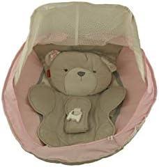 Fisher Price Cradle n Swing Replacement Pad (CHM69 Snugabear Cradle Pad Pink)