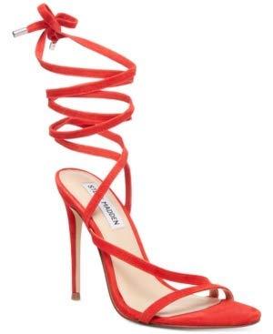 c7115aa642ab8 Steve Madden Women's Amberlyn Heeled Sandal