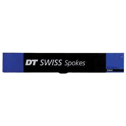 dt-swiss Alpine IIIスポーク、BLK 13 / 15 / 14g-box / 72 266 mm by DTスイス B01AKF39UW