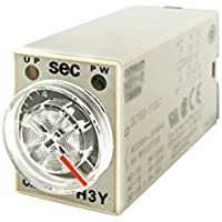 OMRON H3Y-4 AC100/120 10S 50/60Hz Solid-state Timer (4PDT)(Supply voltage 100 to120VAC) NN
