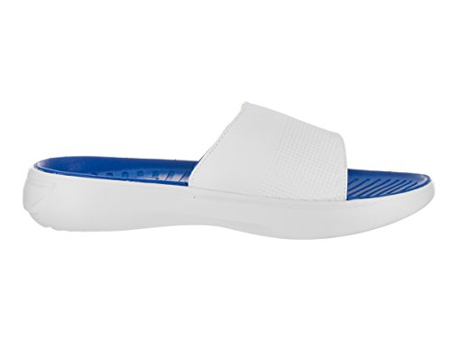 Under Armour Herre Re Curry Iii Slide Hvid / Ultra Blå / Taxi vrHKr
