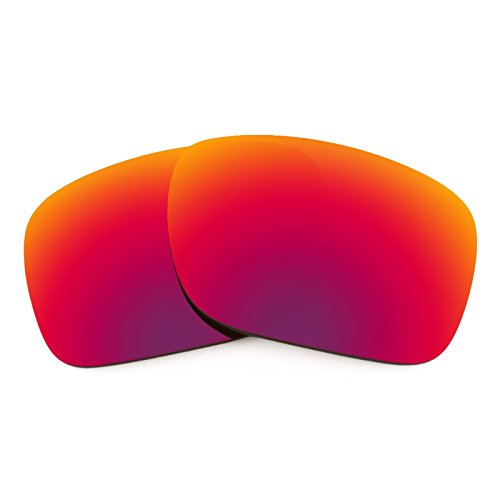Revant Polarized Replacement Lenses for Oakley Holbrook Midnight Sun - Holbrook Red
