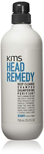 KMS Head Remedy Deep Cleanse Shampoo, 25.4 Ounce