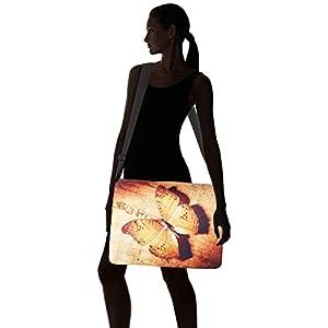 Tommy Hilfiger Mens Modern Nylon Tote Shoulder Bag Multicolour (Sky Captain)