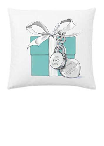 "Designer inspired throw pillow, 16""X16"" throw pillow with insert, designer inspired throw pillow, Custom Printed"