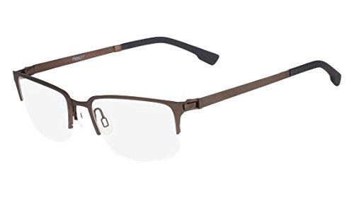 Eyeglasses FLEXON E1053 210 MATTE DARK BROWN