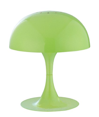 Lite Source LS-21095GRN Cutie Mini Table Lamp, Green Metal ()