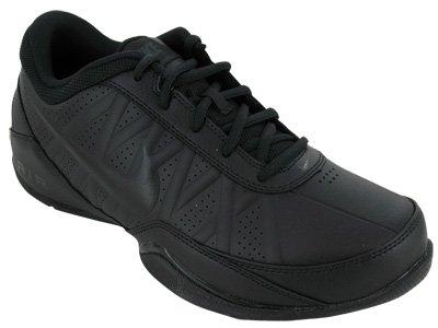 online store e5936 74d9c Galleon - Nike Air Ring Leader Low (11.5, Black   Black)