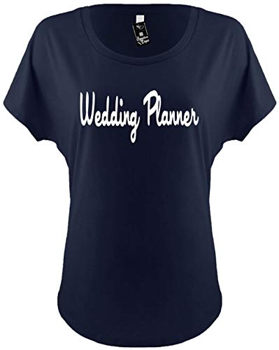 Funny Dolman T-Shirt Tee Size L (Wedding Planner) Wedding Bridal Party Novelty