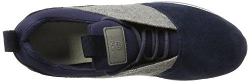 Gant Linda, Sneaker Basse Donna Blu (Marine)