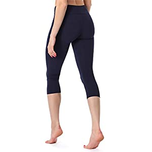 Merry Style Leggings 3/4 Pantaloni Capri Donna MS10-220