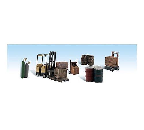 Spur H0 Gabelstapler -- Gabelstapler H0 + Ladegut ae0b4e