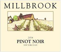 2014 Millbrook Winery Hudson River Pinot Noir 750ml