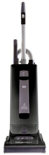 Stkertools(TM) SEBO 9501AM Automatic X4 Upright Vacuum, Black