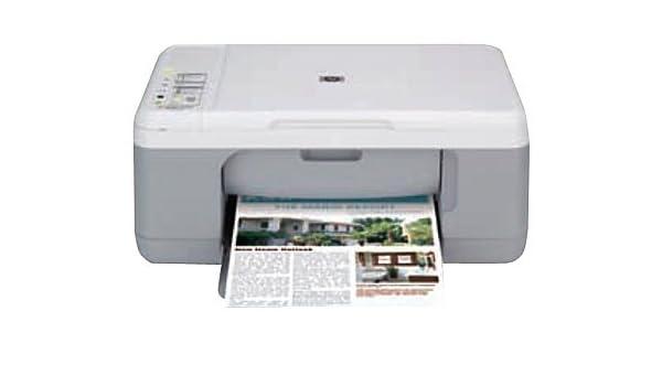 HP Deskjet F2290 All-in-One Printer - Impresora multifunción ...