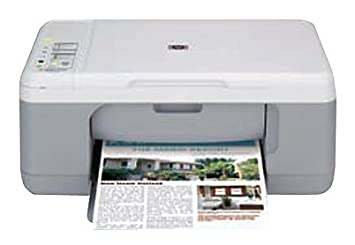 HP Deskjet F2290 All-in-One Printer - Impresora multifunción ...
