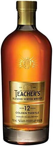 Whisky Teachers 12 Anos 750ml