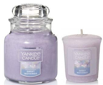 Yankee Candle Sweet Nothings Votive Candles. 1.75 Oz Small C